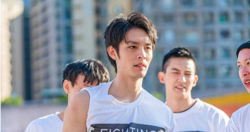 擁有國手級身分的選手曹佑寧宣布參賽後,獲得極高的呼聲。(圖/台視提供)