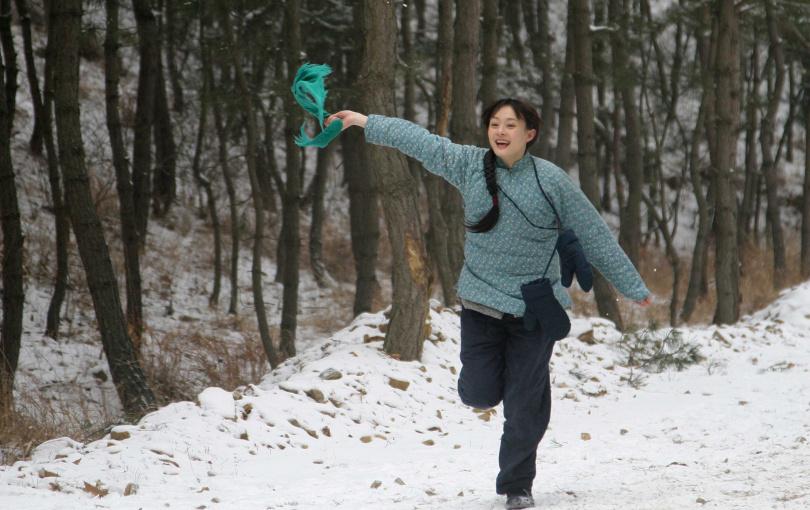 孫儷在《小姨媽媽》中演技大爆發。(圖/年代提供)