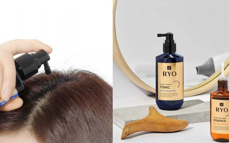呂Ryo滋養韌髮頭皮清爽保濕水145ml/799元(圖/品牌提供)
