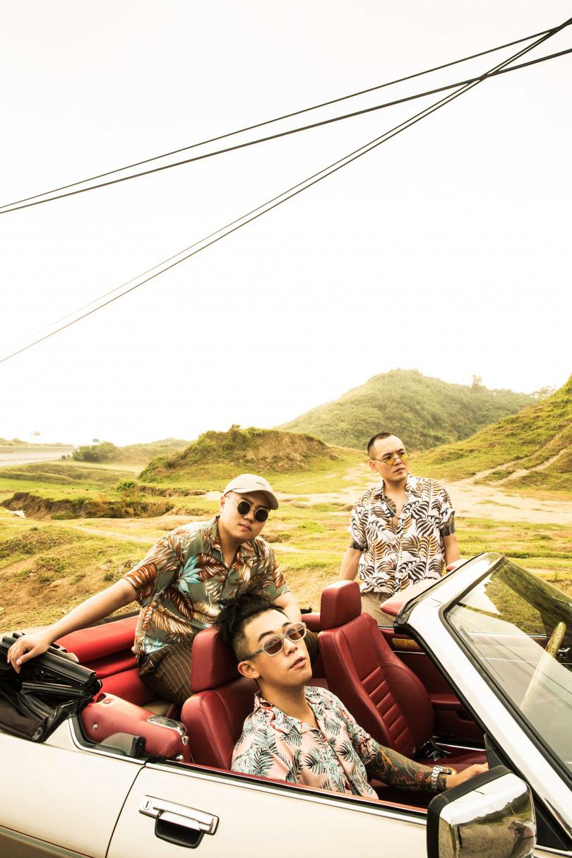 玖壹壹於澎湖舉辦演唱會,當初夯曲《9453》MV也是在此拍攝。(圖/混血兒娛樂提供)