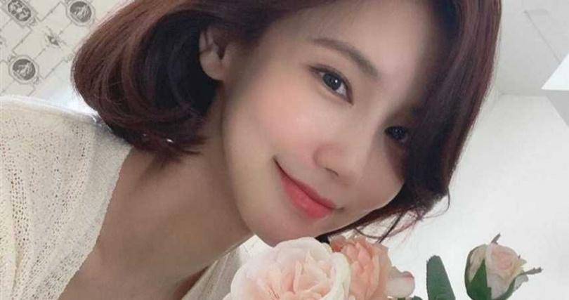 南韓女星吳仁惠驚傳在家中輕生,經搶救後仍不治身亡。(圖/翻攝自吳仁惠IG)