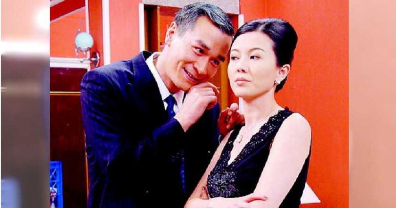 苗可麗在《台灣霹靂火》飾演惡女「李艷萍」。(圖/報系資料照)