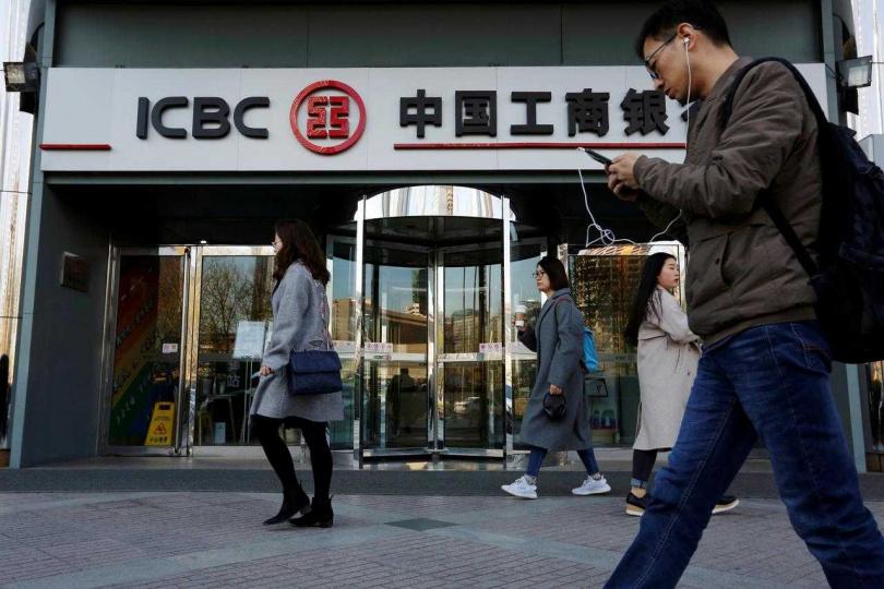富比世指出,目前承租紐約曼哈頓川普大廈三層樓的中國工商銀行,仍要付每年540萬美元的租金。(圖/Reuters)