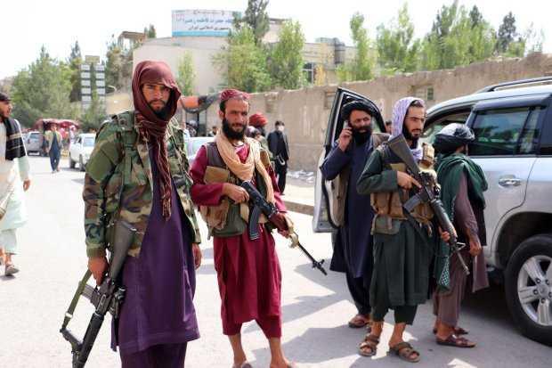 女性被認為是塔利班新政權下承受最多危險的一些人。(圖/翻攝自太陽報)