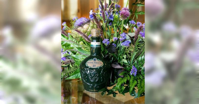 新品上市_皇家禮炮21年調和麥芽蘇格蘭威士忌