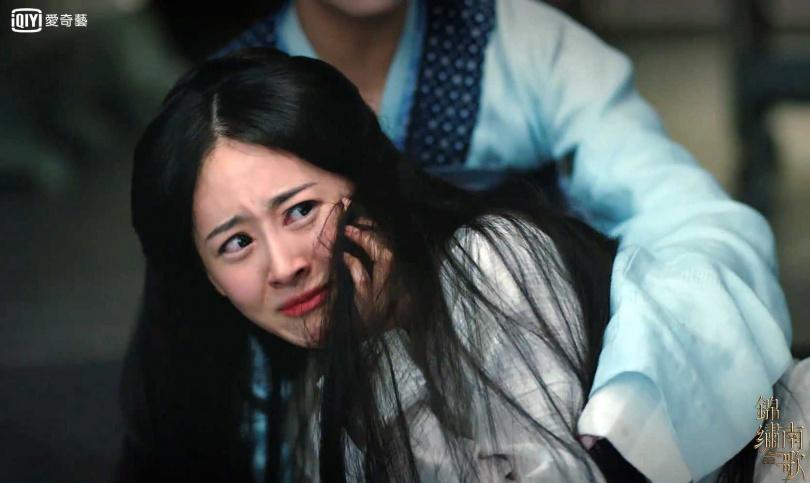 李沁揭發妹妹關雪盈心機並狠甩巴掌。(圖/愛奇藝台灣站提供)