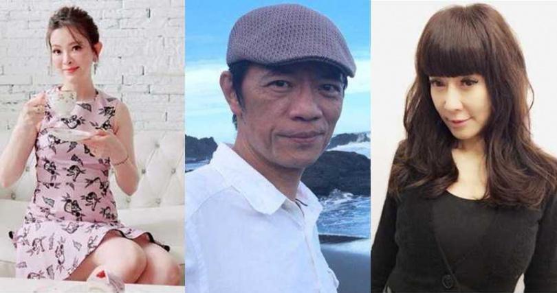 2020年多位名人劉真、吳朋奉、羅霈穎接續不幸逝世。(合成圖/翻攝自臉書、報系資料照)