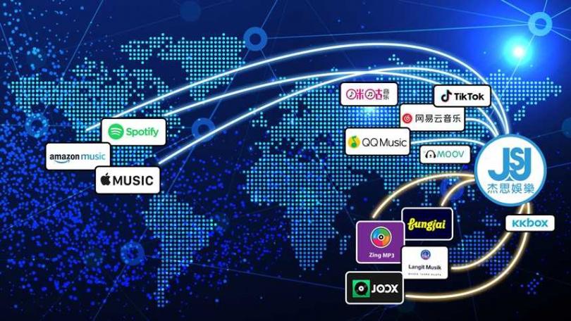 放眼2021年杰思國際娛樂,將致力開發東南亞市場,以星馬、印尼作為指標。