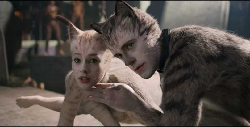 電影《貓》劇照。(圖/翻攝自IMDb)