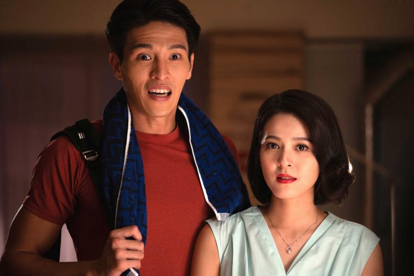 蘇晏霈表示,和陳禕倫對戲感受很舒服,就像一對真的男女朋友。(圖/公視)