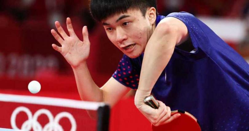 網友認為林昀儒的教練喊暫停的行為不妥。(圖/達志/路透)