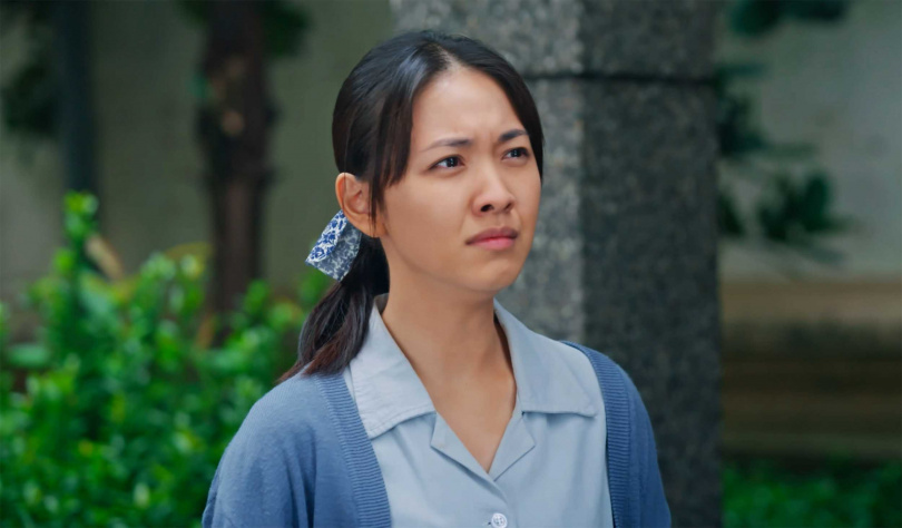 《苦力》林玟誼飾演蔡昌憲的阿嫂。(圖/公視)