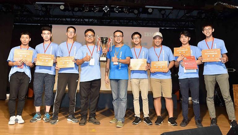 國立高雄科技大學P-TECH五專班獲得全國賽第3名佳績