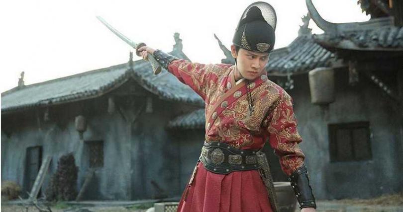 任嘉倫在《大明錦衣衛》飾演心狠手辣的錦衣衛陸繹。(圖/中天娛樂台提供)