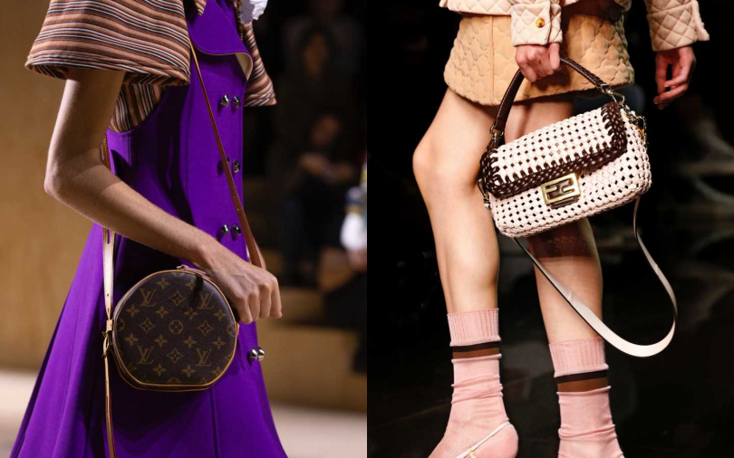 Louis Vuitton、FENDI(圖/品牌提供)