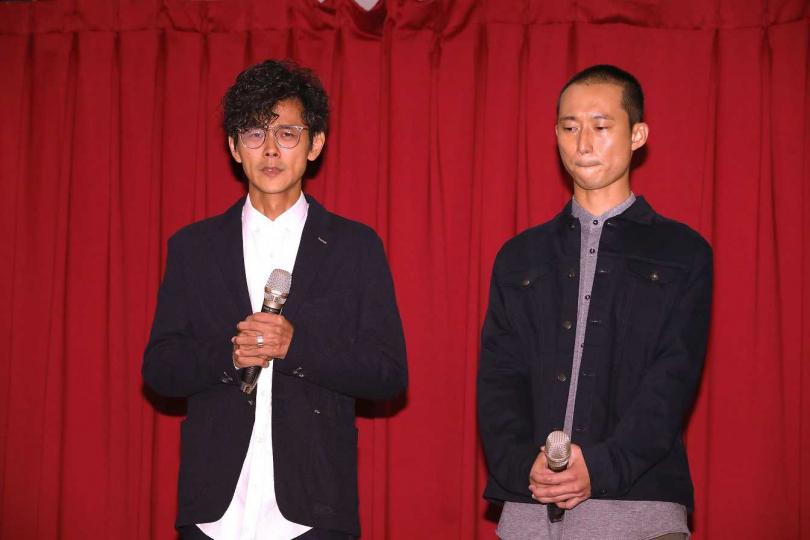 阿翔偷吃謝忻重創兩人演藝事業,連帶影響搭檔浩子。