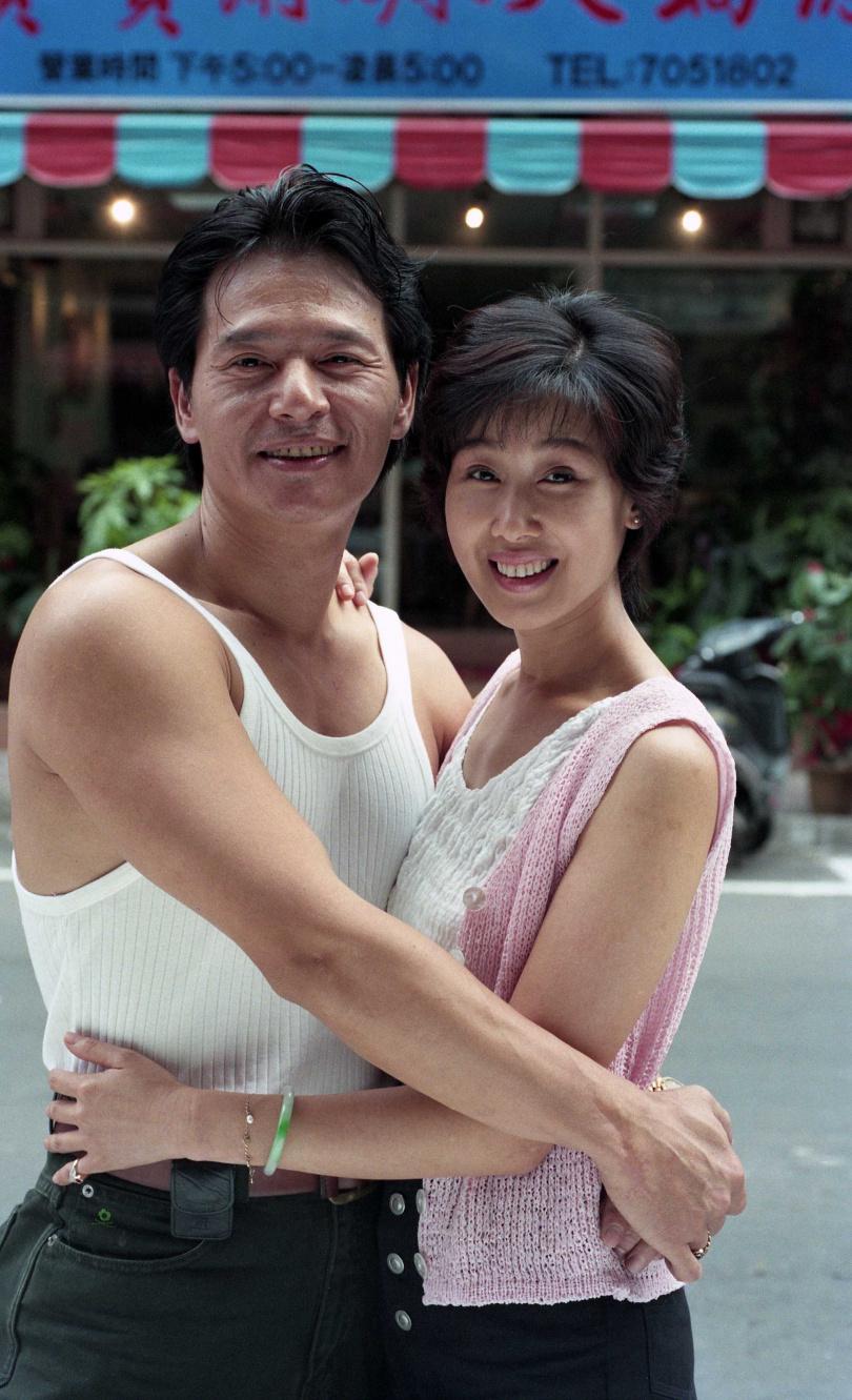 當年夏光莉為了愛情跟照顧生病的爸爸婉拒了許多演出機會。(圖/報系資料照)