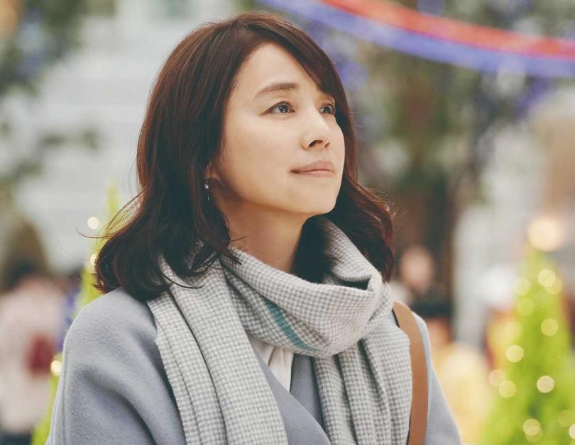 石田百合子逗趣在IG寫下:「我要挑戰這一生,到底可以飾演西島先生的老婆幾次的紀錄」。(圖/可樂電影提供)