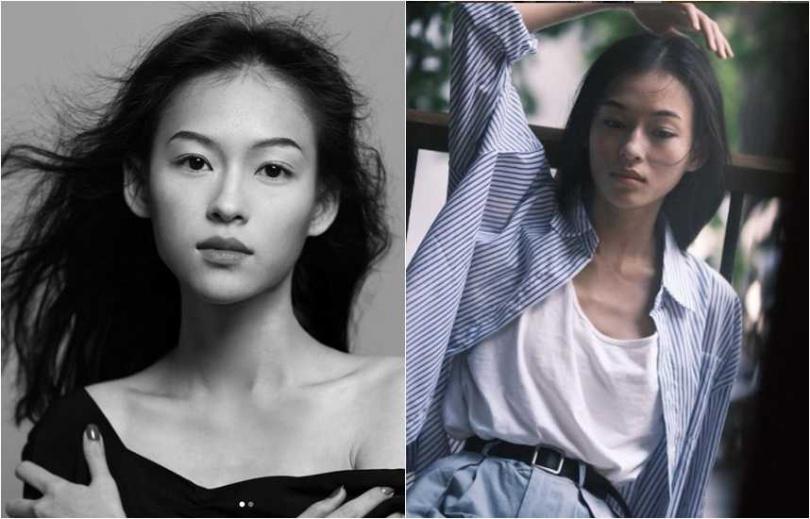 一名名叫Minh Ha的越南女模,外型幾乎跟章子怡一模一樣。(圖/翻攝Minh Ha IG)