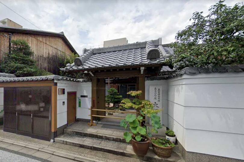 英月在京都府長谷山北ノ院大行寺當住持。(圖/Google Map)