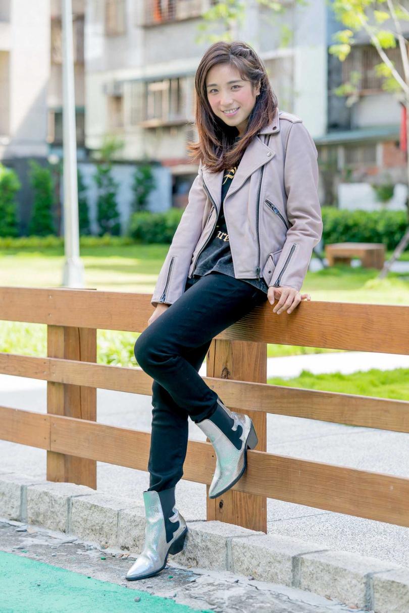梁舒涵回歸演出《女力報到-愛的故事》。