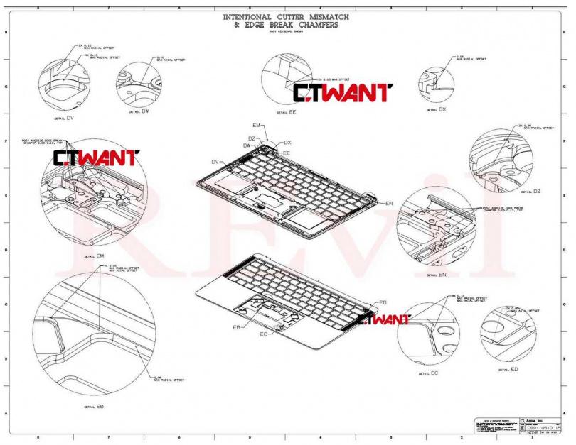 在設計圖中,許多細節都描述得相當清楚。(圖/記者柳名耕翻攝)