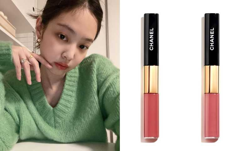 CHANEL超炫耀持色唇萃 #174草莓慕斯/1,350元(圖/品牌提供、IG)