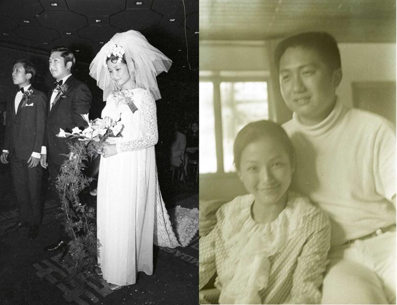 鄭佩佩在24歲當紅之際,嫁給了富商原文通,受訪時透露,自己曾懷孕8次,但也流產了4次!(圖/報系資料照)