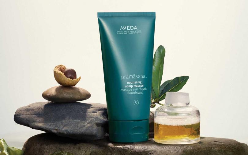AVEDA頭皮淨瑕沁涼平衡膜150ml/1,350元男生女生都適用,退熱、舒敏、柔順髮絲,三種夏日困擾一次迎刃而解。(圖/品牌提供)