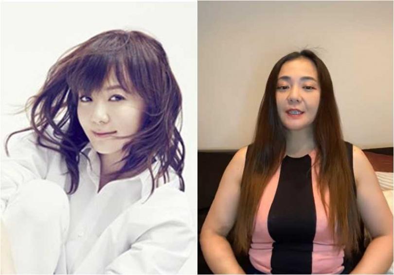 華原朋美最近開始經營個人YouTube頻道,最近的她整個人胖了不少。(圖/翻攝sp.tomomikahara.com,YouTube)