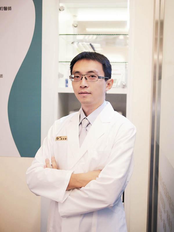 陳柏勳醫師提醒,年輕糖尿病患者的胰島細胞下降速度更快,病情容易惡化。(圖/陳柏勳醫師提供)