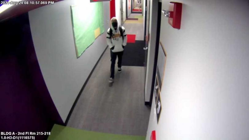 馬修明德勒上週獨自離開宿舍後便失蹤。(圖/翻攝自推特)