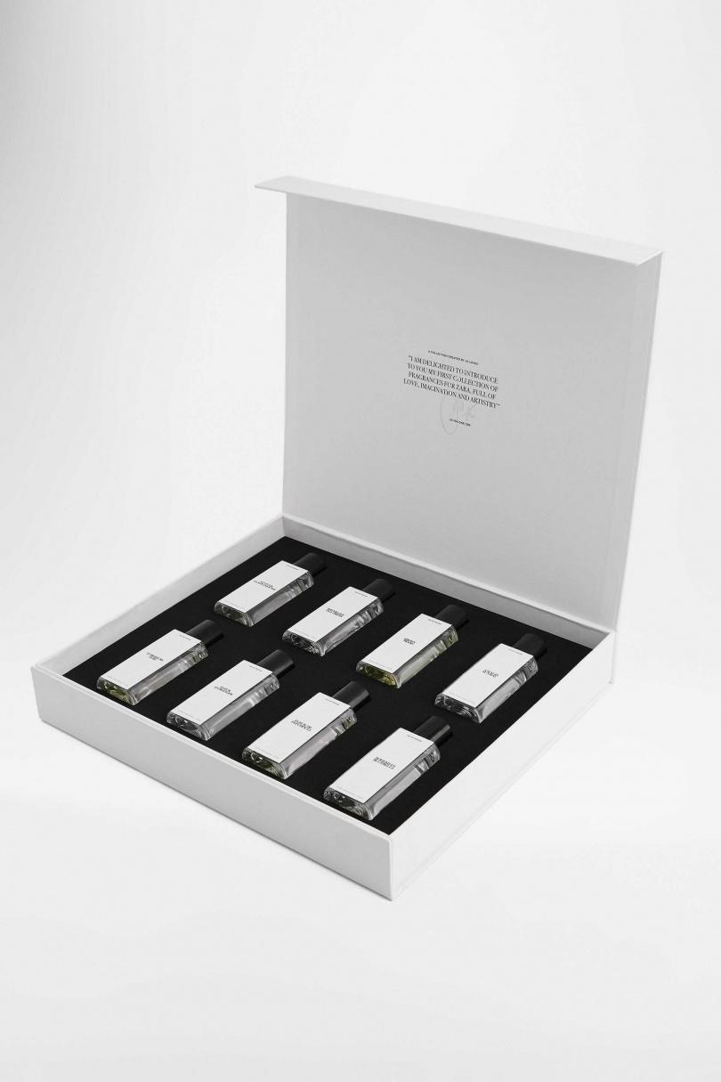 ZARA官網還有販售40ml的香水禮盒,一組就有8款小size,讓你一次試到8種完整香氣,天天疊擦不同款,擁有好心情!ZARA EMOTIONS 40ml香水組/4,990元(圖/品牌提供)