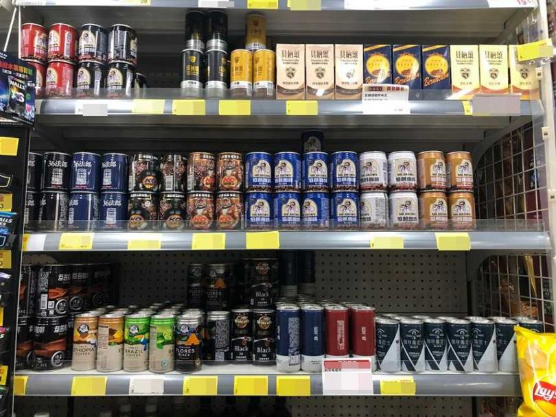 蔡治宇表示,罐裝咖啡的便攜性高、價格平易近人,好咖啡更能引起消費者共鳴。