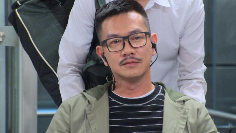 江俊翰加入8點檔《多情城市》演出殘疾人士。(圖/民視提供)