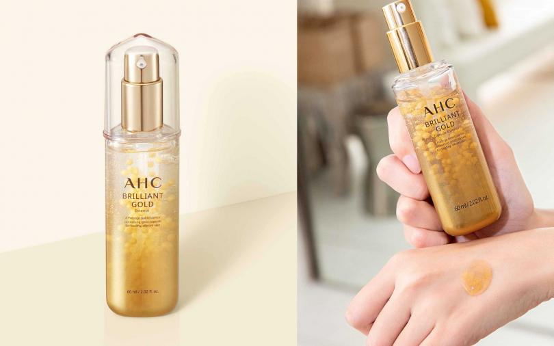 AHC黃金逆時煥顏精萃 60ml/1,800元(圖/品牌提供)