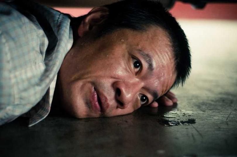 2011年吳朋奉以《歸‧途》入圍迷你劇男主角。(圖/公視)