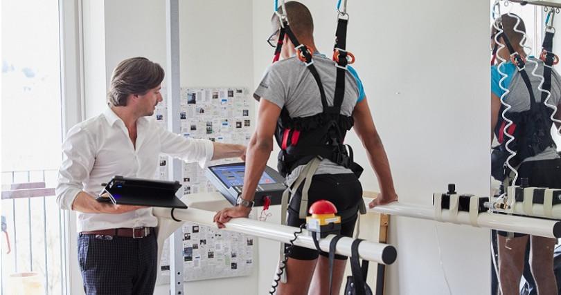 葛瑞格.庫爾坦(Grégoire Courtine)/國籍:法國/年齡:44/地點:瑞士/項目:植入式「橋樑」助癱瘓者重新行走。