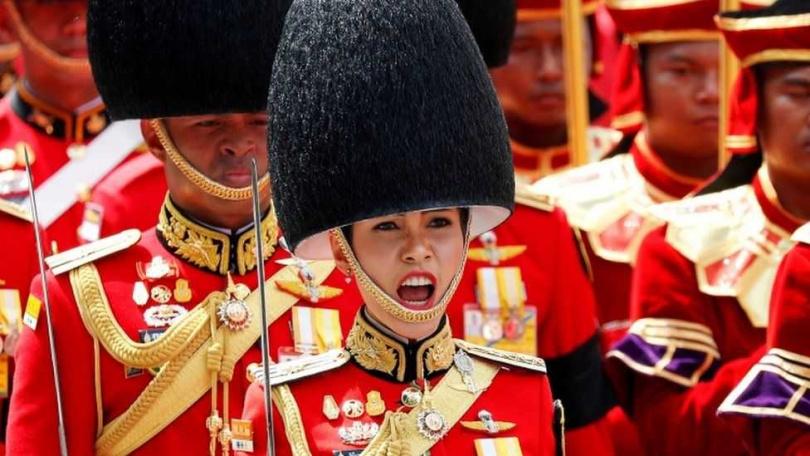 詩妮娜成為貴妃後3個月就被打入冷宮。(圖/Reuters)