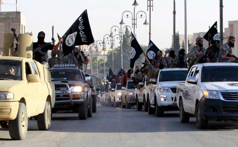 ISIS非洲建新首都。(圖/Reuters)