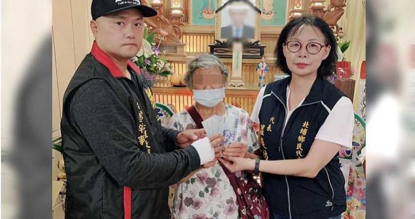「台灣急難救護協會」理事長陳在斌,遭人檢舉,在網路上打著幫助窮苦人家辦喪事的旗幟,卻將善款中飽私囊,引起檢警調查。(圖/翻攝陳在斌臉書)