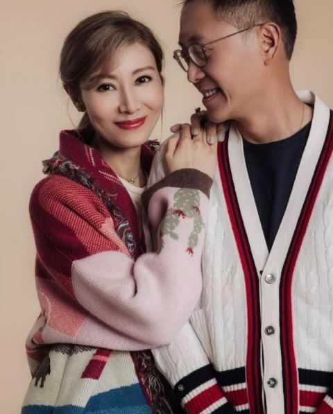 李嘉欣於2008年嫁給富商許晉亨。(圖/翻攝自李嘉欣IG)