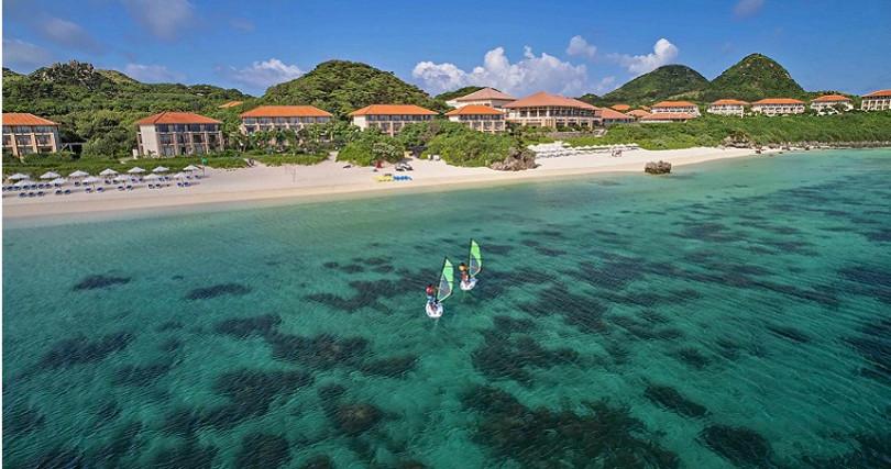 南國之島日本石垣島度假村讓親子們無距離感受迷人的日式特色氛圍,村內更有豐富親子活動成就冬日美好假期!圖片來源:Club Med