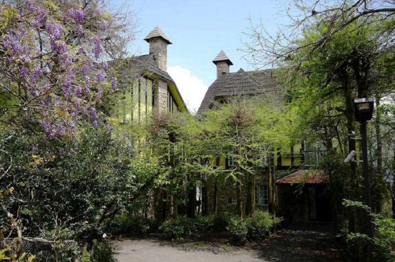 走進隱身落雨松林中的清境普羅旺斯玫瑰莊園,彷彿一秒抵達歐洲。(圖/Klook)
