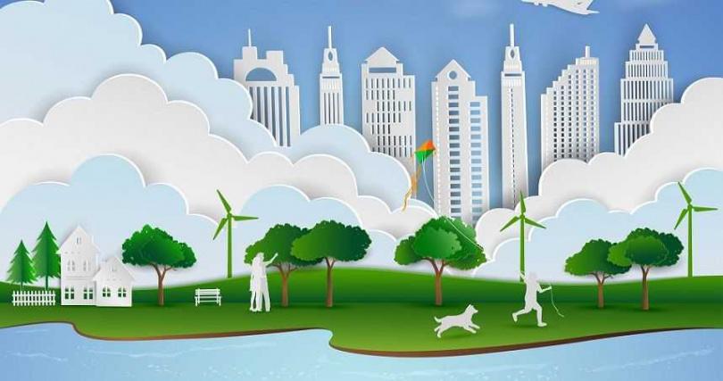 土壤、地下水、環境、生活的牽連關係。