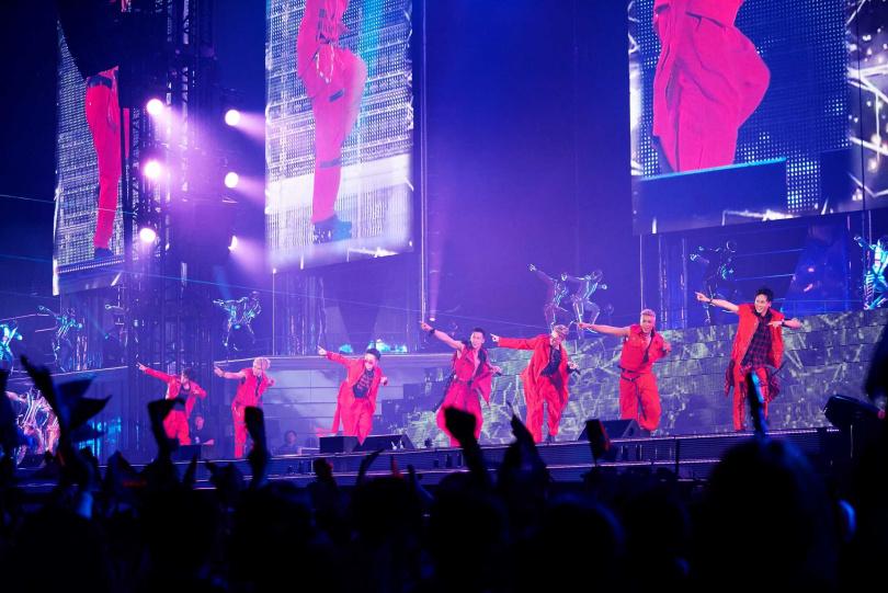 登坂廣臣沒忘記和歌迷的約定,想帶著三代目來台開唱。