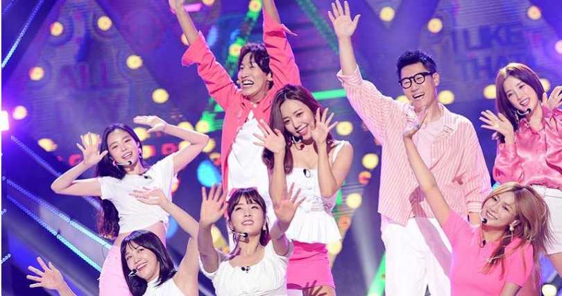 《Running Man》今年迎來播出九周年,節目組特別安排「九周年首爾見面會」特輯。(愛奇藝台灣站提供)