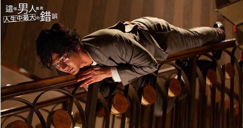 速水茂虎道在新戲中飾演「抖M男」。
