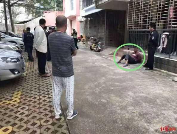 21歲蒙姓男子刺死國中班導師。(圖/翻攝自紅星新聞)