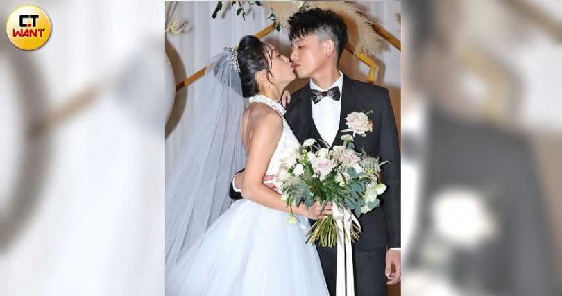 貝童彤和老公Howard鮮少吵架,感情恩愛。